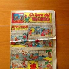 Cómics: LA HORA DEL RECREO, Nº 453 - SUPLEMENTO INFANTIL DE LEVANTE DICIEMBRE DE 1961 - VER FOTOS. Lote 182828435
