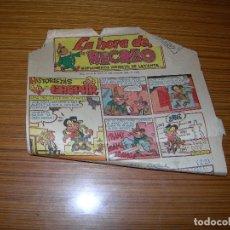 Cómics: LA HORA DEL RECREO Nº 475 EDITA LEVANTE . Lote 182882213