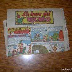Cómics: LA HORA DEL RECREO Nº 511 EDITA LEVANTE . Lote 182882563
