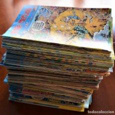 Cómics: LOTE 352 SUPLEMENTOS GENTE MENUDA, TERCERA ÉPOCA DE 1990 A 1999 MUY BUEN ESTADO. Lote 183491551