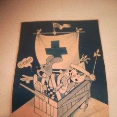 Cómics: GENTE MENUDA. SUPLEMENTO INFANTIL DE BLANCO Y NEGRO. 13 OCTUBRE 1935. Lote 184388602