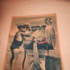 Cómics: GENTE MENUDA. SUPLEMENTO INFANTIL DE BLANCO Y NEGRO. 29 SEPTIEMBRE 1935. Lote 184388715