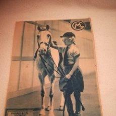 Cómics: GENTE MENUDA. SUPLEMENTO INFANTIL DE BLANCO Y NEGRO. 1 SEPTIEMBRE 1935. Lote 184388980