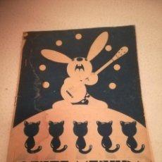 Fumetti: GENTE MENUDA. SUPLEMENTO INFANTIL DE BLANCO Y NEGRO. 26 MARZO 1933. Lote 184391972