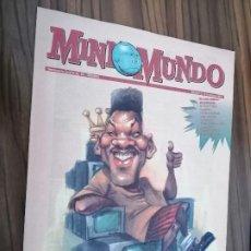 Cómics: MINI MUNDO 2. SUPLEMENTO DE EL MUNDO. GRAPA. BUEN ESTADO. . Lote 186411488