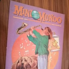 Cómics: MINI MUNDO 8. SUPLEMENTO DE EL MUNDO. GRAPA. BUEN ESTADO. . Lote 186411663