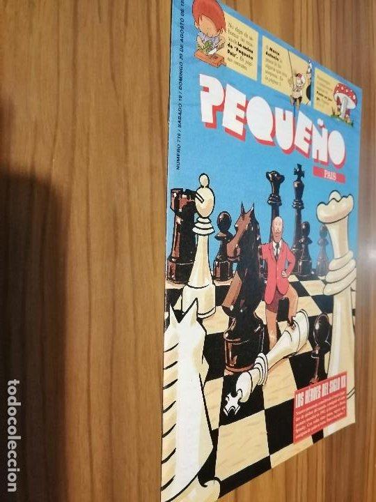EL PEQUEÑO PAÍS 716. SUPLEMENTO DE COMICS DE EL PAIS. GRAPA. BUEN ESTADO (Tebeos y Comics - Suplementos de Prensa)
