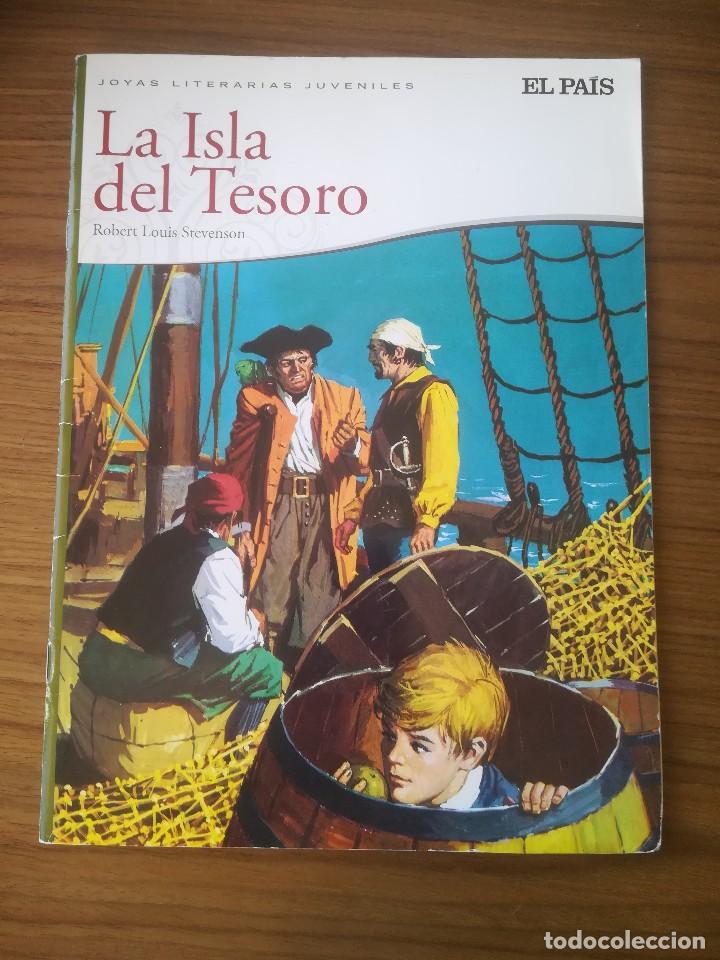 LA ISLA DEL TESORO ROBERT LOUIS STEVENSON EL PAIS 2010 (Tebeos y Comics - Suplementos de Prensa)