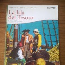 Cómics: LA ISLA DEL TESORO ROBERT LOUIS STEVENSON EL PAIS 2010. Lote 187081457