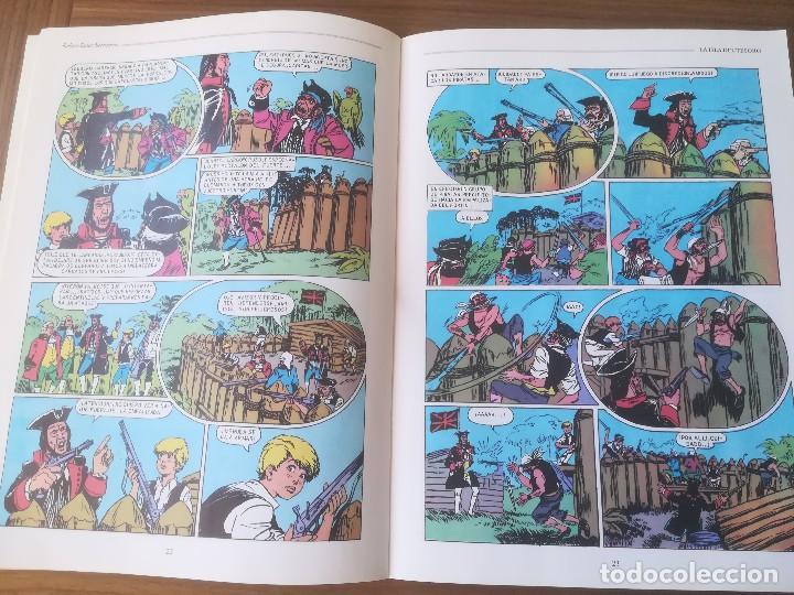 Cómics: LA ISLA DEL TESORO ROBERT LOUIS STEVENSON EL PAIS 2010 - Foto 4 - 187081457