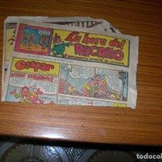 Cómics: LA HORA DEL RECREO Nº 443 EDITA LEVANTE . Lote 187197611