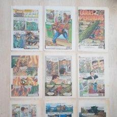 Cómics: SPIDERMAN. MARVEL. 9 FASCICULOS. AÑO 1999. MARCA. Lote 188716662