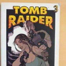 Cómics: TOMB RAIDER 3. BIBLIOTECA EL MUNDO.. Lote 190203801