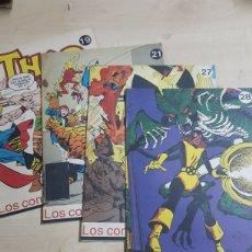 Cómics: LOTE 12 NUMEROS COMICS DE EL DIARIO EL SOL THOR, HULK, SUPERMAN.... Lote 190375233