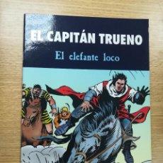 Cómics: EL CAPITAN TRUENO EL ELEFANTE LOCO. Lote 191295872