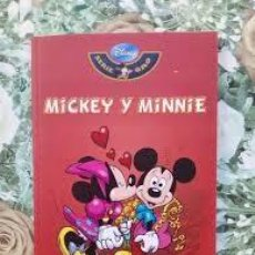 Cómics: MICKEY Y MINNIE. 1 . Lote 191523317