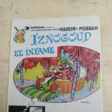 Fumetti: EL PEQUEÑO PAIS IZNOGOUD EL INFAME TOMO IX 64 PÁGINAS. Lote 193023252