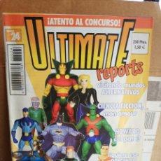 Cómics: ULTIMATE REPORTE N° 24. Lote 193685322