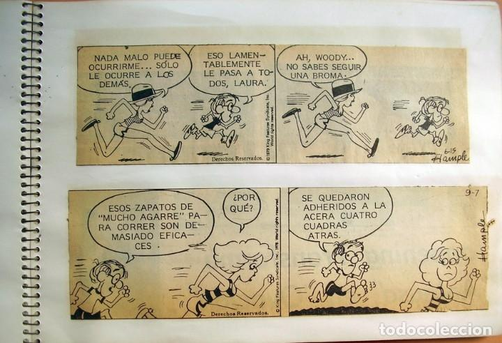 Cómics: Cuaderno 154 tiras comicas Woody Allen por Hample - Foto 2 - 193755683
