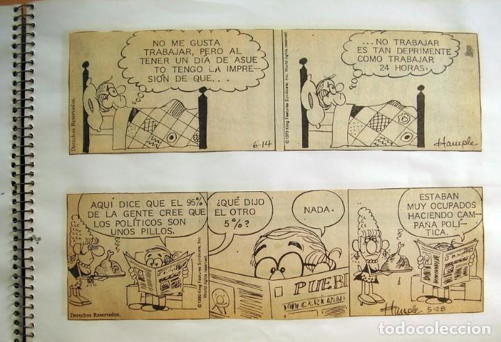 Cómics: Cuaderno 154 tiras comicas Woody Allen por Hample - Foto 3 - 193755683