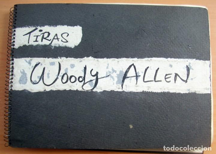 Cómics: Cuaderno 154 tiras comicas Woody Allen por Hample - Foto 5 - 193755683