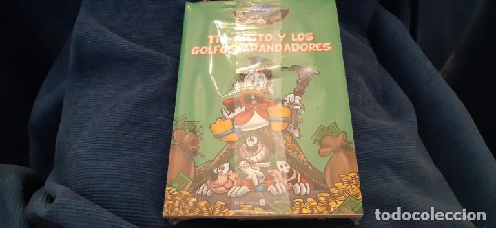 LOTE 2 COMICS DISNEY DONALD Y DAISY TÍO GILITO Y GOLFOS APANDADORES PRECINTADO EL MUNDO (Tebeos y Comics - Suplementos de Prensa)