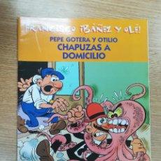 Cómics: PEPE GOTERA Y OTILIO CHAPUZAS A DOMICILIO (FRANCISCO IBAÑEZ Y OLE). Lote 194329698