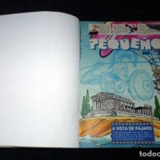 Cómics: PEQUEÑO PAÍS. TOMO ENCUADERNADO Nº 633-668, AÑO 1994. Lote 194748441