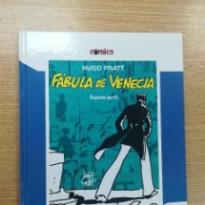 Fumetti: CORTO MALTES FABULA DE VENECIA SEGUNDA PARTE (EL PAIS #5). Lote 194889503
