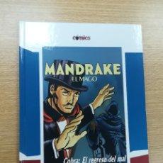 Cómics: MANDRAKE EL MAGO COBRA EL REGRESO DEL MAL (EL PAIS #32). Lote 194889523