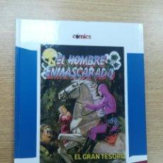Cómics: EL HOMBRE ENMASCARADO EL GRAN TESORO (EL PAIS #15). Lote 194889700