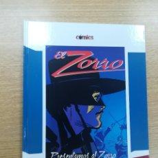 Cómics: EL ZORRO PRESENTAMOS AL ZORRO (EL PAIS #23). Lote 194889710