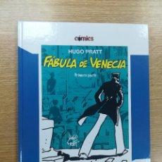 Cómics: CORTO MALTES FABULA DE VENECIA PRIMERA PARTE (EL PAIS #4). Lote 194889731