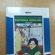 Cómics: RAPSODIA HUNGARA PRIMERA PARTE (EL PAIS #12). Lote 194889741