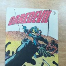 Cómics: LOS COMICS DE EL SOL #9 DAREDEVIL. Lote 194961491