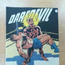 Cómics: LOS COMICS DE EL SOL #7 DAREDEVIL. Lote 194961507