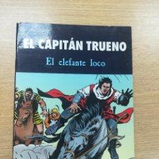 Cómics: EL CAPITAN TRUENO EL ELEFANTE LOCO. Lote 195231697