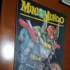 Cómics: MINI MUNDO 19. SUPLEMENTO DE EL MUNDO. GRAPA. BUEN ESTADO.. Lote 195434963