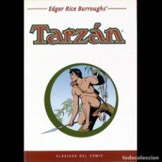 Cómics: CLASICOS DEL COMIC. TARZAN.. Lote 195637086
