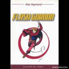 Fumetti: CLASICOS DEL COMIC. FLASH GORDON. ALEX RAYMOND. Lote 195637333