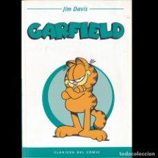 Fumetti: CLASICOS DEL COMIC. GARFIELD. JIM DAVIS. Lote 195637822