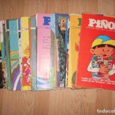 Cómics: PIÑON - LOTE DE 43 REVISTAS. Lote 198738852