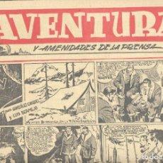 Cómics: AVENTURAS Y AMENIDADES DE LA PRENSA Nº1. AÑOS 1954. BERMEJO, LÓPEZ BLANCO, LAFFOND, MARTÍN SALVADOR. Lote 203877671