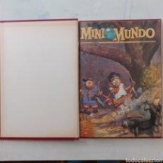 Cómics: MINI MUNDO. N° 15 AL 23 INCLUIDOS. SEMANARIO JUVENIL DE EL MUNDO. 1995. ENCUADERNADO. Lote 204533641