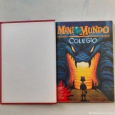Cómics: MINI MUNDO. DESDE N° 1 AL 14 AMBOS INCLUIDOS. SEMANARIO JUVENIL DE EL MUNDO. 1994. ENCUADERNADO.. Lote 204534437