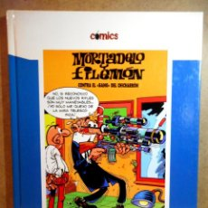 Cómics: MORTADELO Y FILEMÓN : CONTRA EL GANG DEL CHICHARRÓN. Lote 204753065