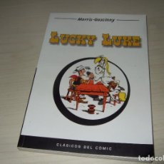 Cómics: COMIC LUCKY LUKE DE CLASICOS DEL COMIC (COMO NUEVO). Lote 204846570