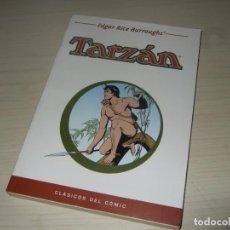 Cómics: COMIC TARZAN DE CLASICOS DEL COMIC (COMO NUEVO). Lote 204846581