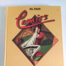Cómics: EL PAÍS: CÓMICS CLÁSICOS Y MODERNOS (1988) ~ 400 PÁGINAS EN B/N EN CARTONÉ - POR JAVIER COMA. Lote 205192702