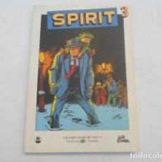 Cómics: SPIRIT Nº 3 GRANDES HEROS DEL COMIC EL MUNDO. Lote 205510467